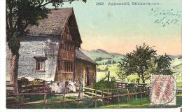 5652  Appenzell, Stickerinnen, Switzerland - AR Appenzell Rhodes-Extérieures