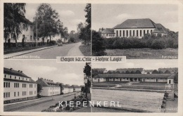 BERGEN 1960 Kr. CELLE HOHNE LAGER, NATO TRUPPENÜBUNGSPLATZ HOHNE CAMP MILITÄRPOST BELGIEN B.P.S. 27 - Bergen