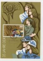 DDR Maximum Michel No. 2901 / MK 1/84 35 Jahre DDR