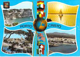 Espagne > Islas Baleares > Mallorca-PORTO CRISTO -Différent Aspect Multi Vues Diversos Aspectos (1) *PRIX FIXE - Mallorca