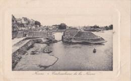 NEVERS - Embouchure De La Nièvre - - Nevers