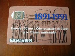 30% COTE TELECARTE N°176 - 1991