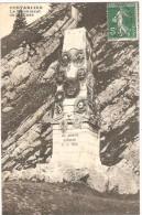 Dépt 25 - LA CLUSE-ET-MIJOUX - Le Monument De La Cluse - France