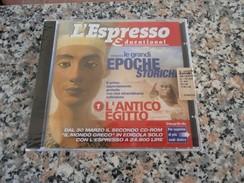 Le Grandi Epoche Storiche - L'Antico Egitto CD - Música & Instrumentos