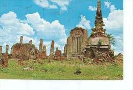 RUINS OF THE PALACEPHRAMI SAN RHET  OHL - Thailand
