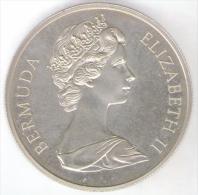 BERMUDA 1 DOLLAR 1972 AG - Bermuda