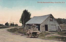 Exterior,  The Old Blacksmith Shop,  Grand Pre,  Nova Scotia,  Canada,  00-10s - Nova Scotia