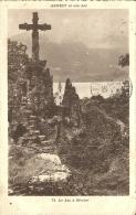 Annecy Et Son Lac Le Lac A Sevrier - Annecy