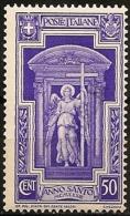 Italia/Italie/Italy: Specimen, Anno Santo, Holy Year, Année Sainte, Angelo, Ange, Angel - Christianisme