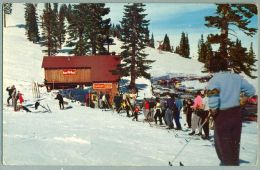Reno Ski Bowl Rope Tow & Chair Lift (LL-85) - Reno