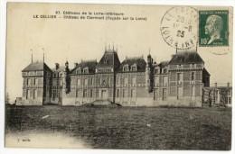 LE CELLIER. - Château De Clermont - Le Cellier