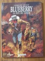 BD - BLUEBERRY DARGAUD 2000 - N°05 - LA PISTE DES NAVAJOS - CHARLIER / GIRAUD - Blueberry