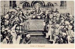 ( Inde ? ) - Durbar Of Aurangzieb - Inde