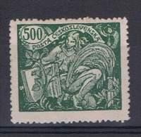 TCH 56 - TCHECOSLOVAQUIE N° 180a Neuf* Dent. 13 3/4 X 13 1/4 - Neufs