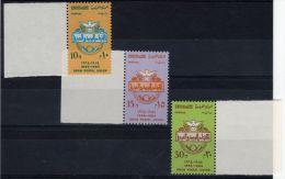 1.12.1964, 10e Anniversaire De L´Union Postale Arabe,  Y&T  No. 252 - 254, Neuf ** , Lot 39023 - Libia