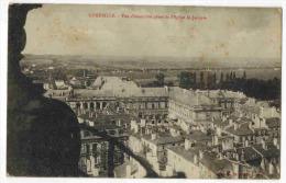 """LUNEVILLE : """" Vue D' Ensemble Prise De L' Eglise Saint Jacques """" - Luneville"""