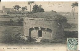 62 - PAS DE CALAIS -  SAINT OMER - Fort Saint Michel - Saint Omer