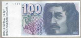 100 Francs Suisses - Francesco Borromini 1599-1667 - état Neuf - Jamais Circulé - Switzerland