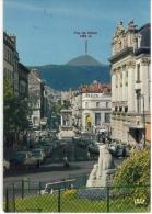 CP  Clermont Ferrand Le Theatre Statue De Vercingétorix  Le Puy De Dome  Oblit Chamalieres 1972 - Clermont Ferrand