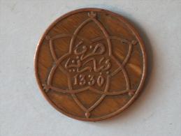 Maroc 10 Mazunas 1330 - Maroc