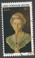 South Africa. 1976 50th Death Anniv Of Emily Hobhouse. 4c Used - South Africa (1961-...)
