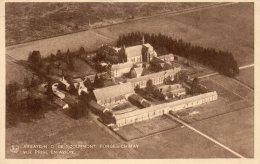 Belgique ,abbaye De Scourmont, Forges Chimay, Vue Prise En Avion - Unclassified