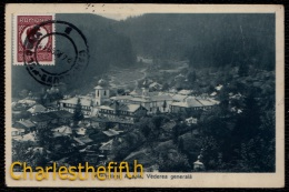 MANASTIREA AGAPIA - VEDEREA GENERALE - 2 SCAN - Roumanie