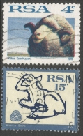 South Africa. 1972 Sheep And Wool Industries. Used Complete Set - South Africa (1961-...)