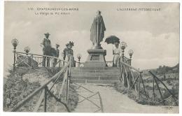CHATEAUNEUF LES BAINS - LA VIERGE- LE PIC ALIBERT - PETIT PRIX - France