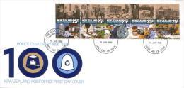 Neuseeland / New Zealand - Mi-Nr 949/953 FDC (z630) - FDC