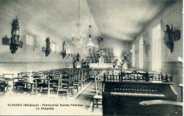 ELOUGES - Pensionnat Sainte Thérèse, La Chapelle - Dour