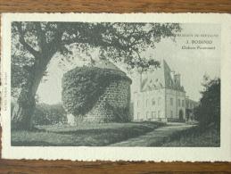 29 - CLOHARS - FOUESNANT - Château De BODINIO. (pigeonnier) - Fouesnant