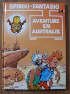 BD - SPIROU ET FANTASIO - DUPUIS 1993 - N°34 AVENTURE EN AUSTRALIE - TOME / JANRY - Spirou Et Fantasio