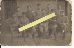 Syrie Levant 4eme Zouave Djebel Druze Carte Photo Francaise Poilus 1914-1918 14-18 Ww1 WWI 1.wk - War, Military