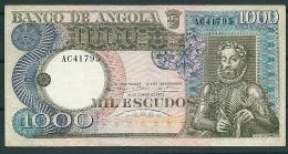 ANGOLA 1000 ESCUDOS 1973 P108 -CA - Angola