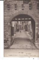 LANGEAC - Rue De La Boucherie - Portail - Langeac