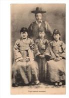 UNE FAMILLE MONGOLE Phot. Francisc.  Miss. Vanves Seine Non Circulé Très Bon Etat - Mongolie