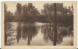 R:   Yvelines :  VIGNEUX  Sur  SEINE  : Lac De  L ' U S  Métropolitaine  1953 - France