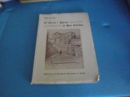 EL BARRIO E IGLESIA DE SAN ESTEBAN 1946 TEOFILO LOPEZ MATA / Espana, Espagne, Spain... - Histoire Et Art