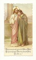 Image Religieuse, Nourissons Nous Souvent De La Divine Hostie... - Images Religieuses