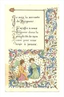 Image Religieuse, Je Suis La Servante Du Seigneur... - 20 Mai 1961 - Devotion Images