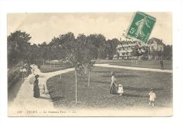 Cp, 03, Vichy, Le Nouveau Parc, Voyagée 1911 - Vichy