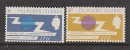 Falkland Islands 1965 Telecommunications ITU Set 2 MLH - Falkland Islands