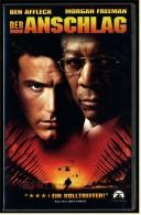 VHS Action-Video  ,  Der Anschlag ,  Mit :    -  Von 2002 - Action, Aventure
