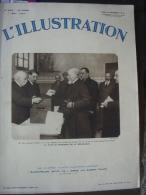 L'ILLUSTRATION 4653 ROI REINE SIAM/ BASTIA/ AVIATION MADAGASCAR/ CHINE  07/05/1932 - L'Illustration