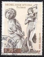 FRANCE   N°3558___OBL  VOIR  SCAN - Usados