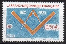 FRANCE   N°3581___OBL  VOIR  SCAN - Usados
