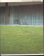 Stanislas Amand Prose Optique  Magnifique Rare Brochee  63 Pages - Photographs