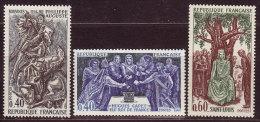 FRANCE - 1967 - YT N° 1537 / 1539 -** - TB - - Neufs