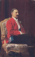 AK Kaiser Wilhelm II Gelaufen 4.9.06 - Personen